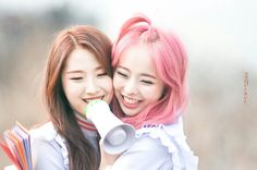 vivi and haseul