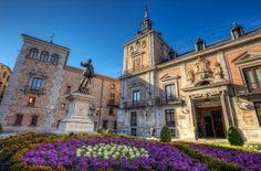 Monumento a Álvaro de Bazán, Plaza de la Villa, Madrid (Spain), HDR   Flickr: Intercambio de fotos