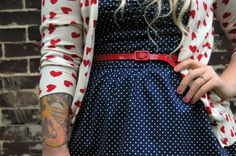 Cute rockabilly.