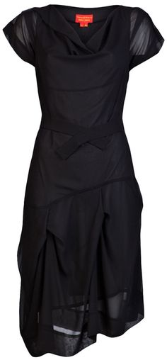 Vivienne Westwood Red Label Long black dress