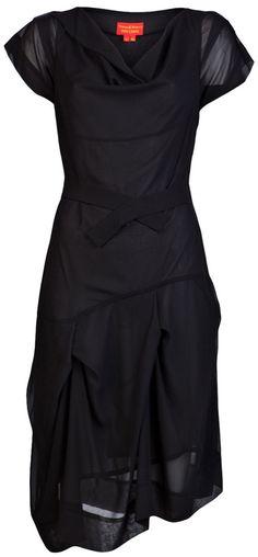 Vivienne Westwood Red Label Long black dress