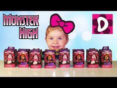 ✿ Monster High СВИТ БОКС Монстер Хай Коробочки с Сюрпризом Monster High unboxing {{AutoHashTags}}
