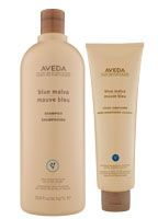 Aveda Blue Malva Shampoo and Conditioner. Got blonde hair (highlighted or natural) ? You need this. It is AWESOME! Keeps your blonde lovely and gets rid of brass, plus it smells amazing!