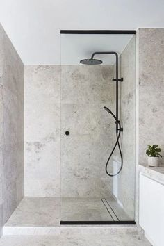 Small bathroom designs 827747606500028485 - Well, no doubt it is not possible to enlarge the space, but you can create an illusion of wider space through DIY bathroom decoration ideas. Source by cathyjhomedecor