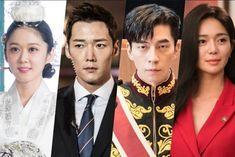 "SBS's upcoming Wednesday-Thursday drama ""The Last Empress"" will premiere today. Drama News, Drama Film, Drama Movies, Lee Hyuk, Choi Jin Hyuk, Lee Joon, New Korean Drama, Korean K Pop, Korean Celebrities"