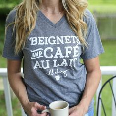 Beignets and Cafe Au Lait All Day | Weekend