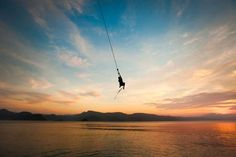 Swinging Photo by Marc Ressang -- National Geographic Your Shot