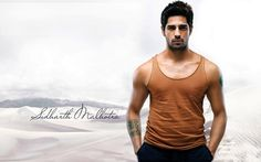 Sidharth Malhotra tough look Wallpapers