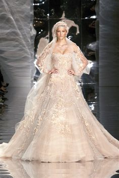Elie Saab Haute Couture Spring 2013 - Buscar con Google