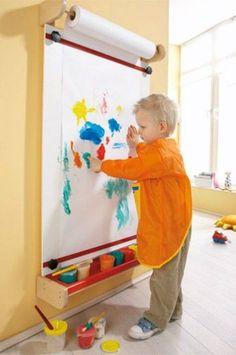 10 ideas to save space in your child's nursery Kinderzimmer Ideen Montessori Room, Maria Montessori, Kids Corner, Baby Room Decor, Playroom Decor, Baby Playroom, Playroom Design, Playroom Ideas, Kid Spaces