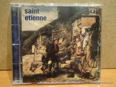 SAINT ETIENNE. TIGER BAY. CD - SONY MUSIC / AUSTRIA - 1994. 12 TEMAS. CALIDAD LUJO.