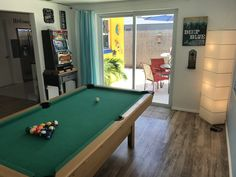 ALENA & STELLA VACATION HOMES  Las Vegas style game room for your fun  Enjoy fully  http://www.alenavacationhome.com