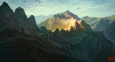 Артём Чебоха. ( горы, пейзаж )