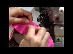 como fazer calcinha de biquini c/cós e babado