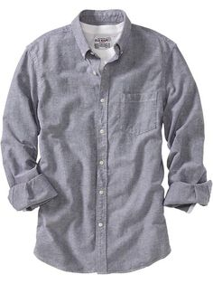 Old Navy | Men's Slim-Fit Oxford Shirts