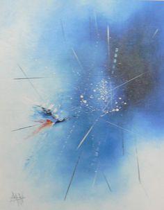 Patrick Marin expose actuellement à la Galerie d'Art Baylère à Thionville