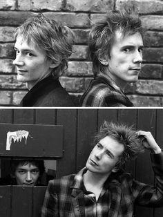 P.i.L.: John Lydon and Keith Levene, 1981