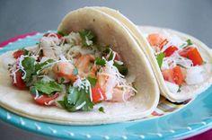 Cilantro- Lime Shrimp Tacos submitted at fabfitfun.com