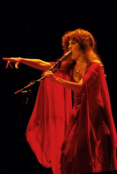 Stevie Nicks - Tusk Tour (1979)