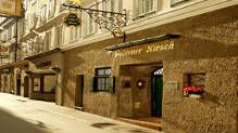 Just down the street from Mozart's home, the Hotel Goldener Hirsch in Salzburg, Austria is the perfect place for you to stay awhile. The hotel is just a short walk away from designer boutiques and the Salzach River, and there's history on every street corner. Your new Mercedes-Benz will be right at home cruising down these bohemian streets. #Mercedes #Austria #Salzburg #Europe #travel #boutique #shopping #Mozart