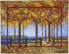 Cathy Geier's Landscape Quilts - Cathy Geier - Picasa Albums Web