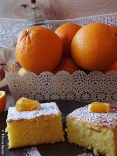 Portugál narancsos piskóta