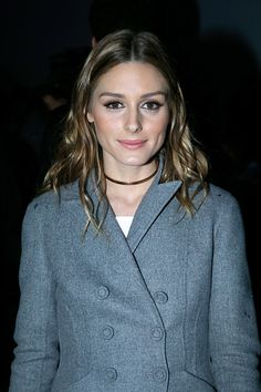 Olivia Palermo attends the Elie Saab show as part of the Paris Fashion Week Womenswear Fall/Winter 2017/2018 on March 4 2017 in Paris France
