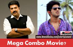 Mega combo movie of mammootty and dulquer salmaan