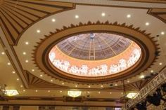 Bridlington Spa - Restored Stained Glass Dome