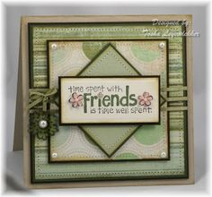 Stamp Talk with Tosh: Stampin' Up