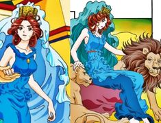 Manga Anime, Greek And Roman Mythology, Disney Characters, Fictional Characters, Comics, Disney Princess, Cartoons, Fantasy Characters, Comic
