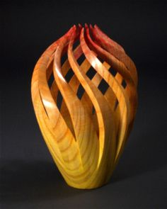 Wood turning from Michael Foster.