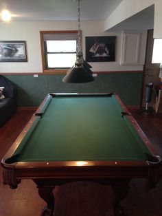 Brunswick Billiards Orleans Gorgeous Solid Wood Pool Tables - Pool table movers new orleans