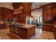 Gourmet Kitchen. For the future house I will never have
