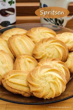 Dutch Recipes, Sweet Recipes, Baking Recipes, Cookie Recipes, Snack Recipes, Dessert Recipes, Snacks, Patisserie Fine, Bread Cake