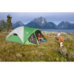 Coleman Evanston Screened Porch 6-Person Tent