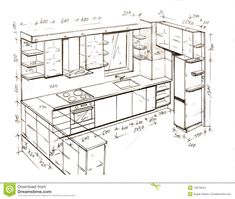 Porte Meuble Cuisine Sur Mesure Cuisine Mee Cuisine Cuisine Cuisine pertaining to 20 Attrayant Images De Porte Cuisine Sur Mesure Kitchen Room Design, Kitchen Cabinet Design, Modern Kitchen Design, Home Decor Kitchen, Kitchen Furniture, Kitchen Interior, Interior Design Sketches, Home Interior Design, Modern Interior