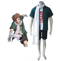 Naruto Akimichi Chouji Cosplay Costume