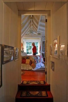 Would love to stay in a moody cottage and read and write!    The Moody Cottages, Santa Barbara