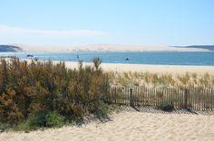 Bassin d'Arcachon et sa dune du Pilat