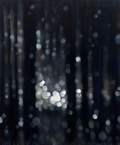 """Paynes Way"" by Chris Bellamy, oil on board"