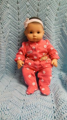 BITTY BABY GIRL Beddie-Bye Monkey 15 inch doll American Girl Diy, American Girl Clothes, Baby Alive Dolls, Baby Dolls, Bitty Baby Clothes, Carters Baby Boys, Toddler Girls, Twin Babies, Girl Dolls