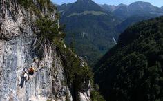 Klettersteig Wankspitze : Die besten bilder von empfehlenswerte klettersteige climbing