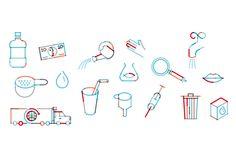 #identity #branding #campaign #illustration #design #tapwater #infographics