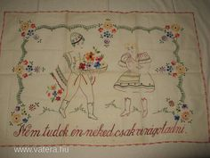 Embroidery, Drop Cloths, Red, Needlepoint, Crewel Embroidery, Embroidery Stitches
