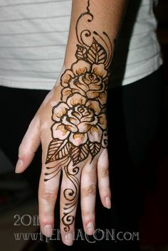 Henna via Flickr from Jessica McQueen