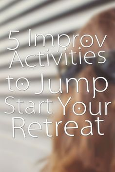 Improv activities are super fun ways to begin your retreat. Everyone gets to participate and star in the show. Fast paced and entertaining, these activities will kick off your retreat with team building and lots of fun! Here is a list of 5 improv activities that you can't miss! Balloon Burst Charades In this game, [...]