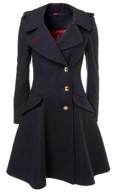 A classy winter coat!