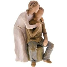 Willow Tree® You And Me Figurine http://shop.crackerbarrel.com/Willow-Tree-You-And-Figurine/dp/B00J3U32RG