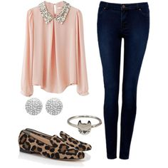"""Untitled #37"" by elsa-swanson on Polyvore"